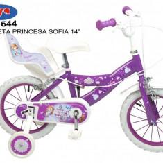 Bicicleta 14 Sofia the First - Toimsa - Bicicleta copii