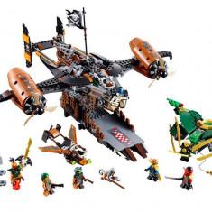 LEGO Ninjago - Nava Misfortune's Keep 70605