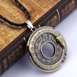 Medalion / Pandantiv / Colier / Lantisor - Talisman Norocos De Protectie