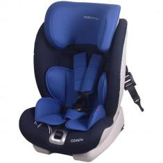 Scaun auto cu Isofix Cometa - Coto Baby - Albastru - Scaun auto copii, 1-2-3 (9-36 kg)