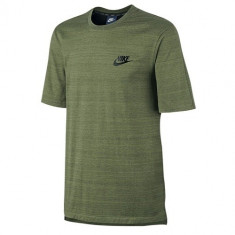 Nike Advance 15 Short Sleeve Knit Top | produs 100% original, import SUA, 10 zile lucratoare - eb270617a - Tricou barbati Nike, Maneca scurta