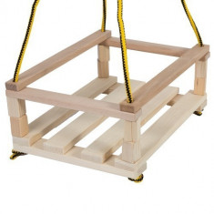 Leagan lemn copii 40 x 30 cm