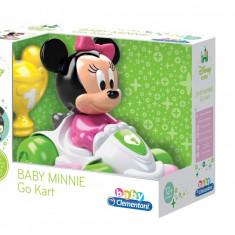 Masinuta Clementoni de curse Minnie Mouse