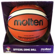 Minge baschet Molten OFICIALA EuroBasket 2017, Marime: 7