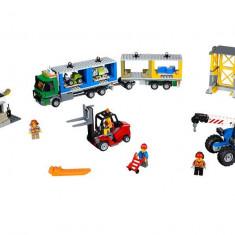 LEGO City - Terminal de marfa 60169