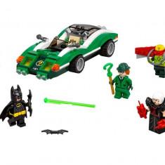 LEGO Batman Movie - Masina enigmatica de curse Riddler™ 70903