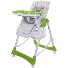 Scaun de masa Laura - Sun Baby - Verde