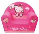 Fotoliu din burete Hello Kitty Flower