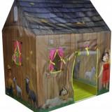 Cort de joaca pentru copii Casuta lui Heidi - Casuta/Cort copii, Multicolor