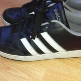 Adidasi originali model clasic adidas - Adidasi barbati, Marime: 43, Culoare: Negru