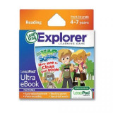 Soft educational - Curatenie in camera mea - LeapPad, LeapFrog