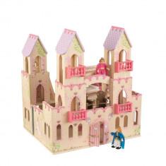 Casuta pentru papusi Princess Castle Kidkraft, Multicolor