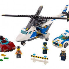 LEGO City - Urmarire de mare viteza 60138
