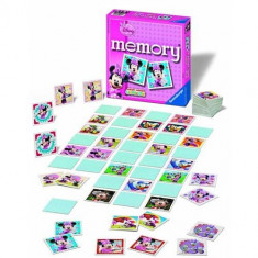 Jocul memoriei - Minnie Mouse Ravensburger