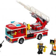 LEGO City - Camion de pompieri cu scara 60107
