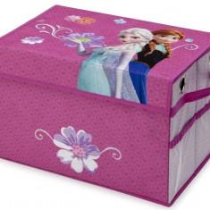 Cutie pentru depozitare jucarii Disney Frozen - Sistem depozitare jucarii