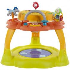 Centru de Activitati Party Time - Sun Baby - Portocaliu - Tarc de joaca