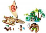 LEGO Disney Princess - Vaiana si calatoria ei pe ocean 41150