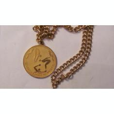 "MMM - Medalie Sport ""Federatia Romana Natatie / Campionatele Republicane 1975"""