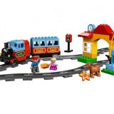 LEGO DUPLO - Primul meu set de trenuri 10507
