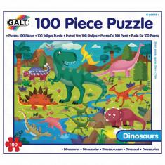 Puzzle Galt - Taramul Dinozaurilor