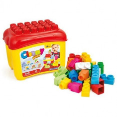 CLEMMY - CUTIE CU 30 CUBURI - Set de constructie