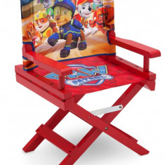 Scaun pentru copii Paw Patrol Director's Chair - Set mobila copii