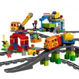 LEGO DUPLO - Set de trenuri Deluxe 10508