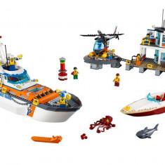 LEGO City - Sediul central al Garzii de coasta 60167