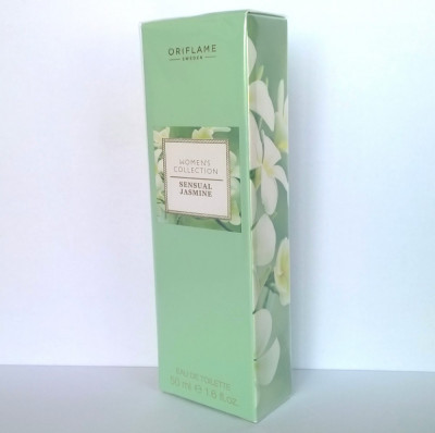 Apă de toaletă Women's Collection Sensual Jasmine (Oriflame) foto