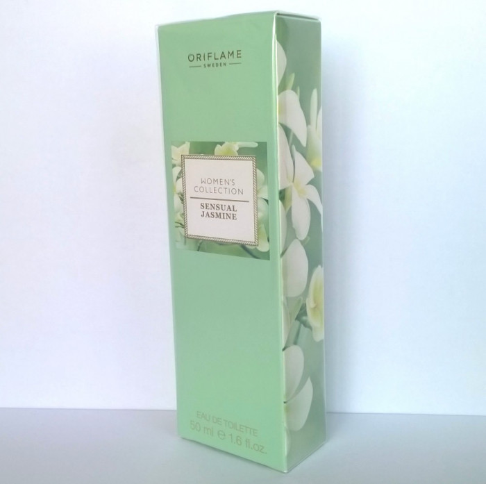 Apă de toaletă Women's Collection Sensual Jasmine (Oriflame)