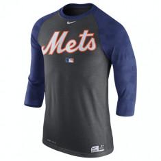 Nike MLB AC DF Wordmark 3/4 Sleeve Top | produs 100% original, import SUA, 10 zile lucratoare - eb270617a - Bluza barbati