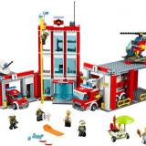 LEGO City - Remiza de pompieri 60110