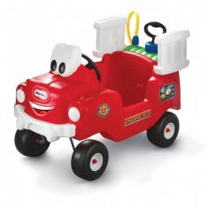 Masinuta camion pompieri Cozy - Little Tikes
