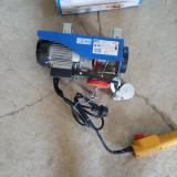 Troliu electric Gude GSZ 125/250