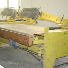 Masini profesionale de timplarie (MUT, masina de copiat, banzicuri, grosier, strung. Matrix