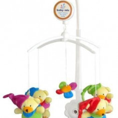 Carusel muzical Clown Bears - Carusel patut Baby Mix, Multicolor