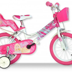 Bicicleta DINO BIKES - Barbie 166R BA - Bicicleta copii