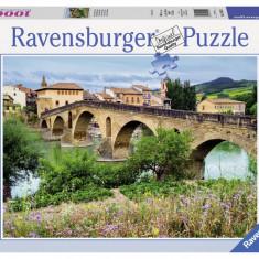 Puzzle Ravensburger PEISAJ SPANIOL, 1000 PIESE
