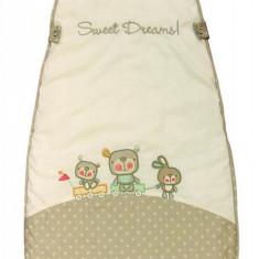 Sac de dormit Sweet Dreams 6-18 luni 2.5 Tog - Sac de dormit copii, Multicolor