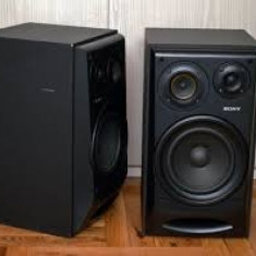 Boxe sony SS-Ex 50, Boxe podea, 0-40W