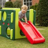 Spatiu de joaca verde - Little Tikes - Tobogan copii