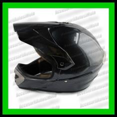 CASCA MOTO ATV CARBON Enduro Motocross Cross, Marime: L, XL, 2XL