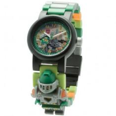 Ceas LEGO Nexo Knights Aaron (8020523)