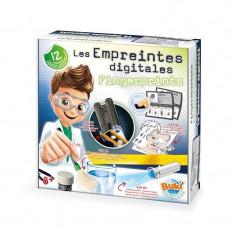 Amprente digitale - BUKI France