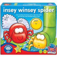 Joc educativ - Cursa Paianjenilor orchard toys