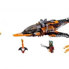 LEGO Ninjago - Rechinul cerului 70601