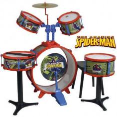 Set tobe Spiderman - Instrumente muzicale copii Reig Musicales