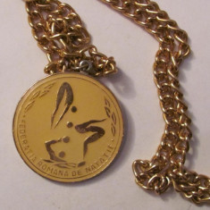 "MMM - Medalie Sport ""Federatia Romana de Natatie / 1974"""