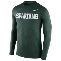 Nike College Dri-FIT Stadium L/S T-Shirt | produs 100% original, import SUA, 10 zile lucratoare - eb270617a - Bluza barbati